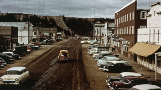 the remote small town of whitehouse contains a detachment of the royal canadian mounted police. - whitehorse stock videos and b-roll footage