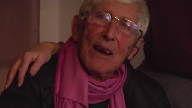 the renowned french cartoonist author and illustrator tomi ungerer a lifelong activist who protested against racial segregation the vietnam war and... - cartoonist stock videos & royalty-free footage