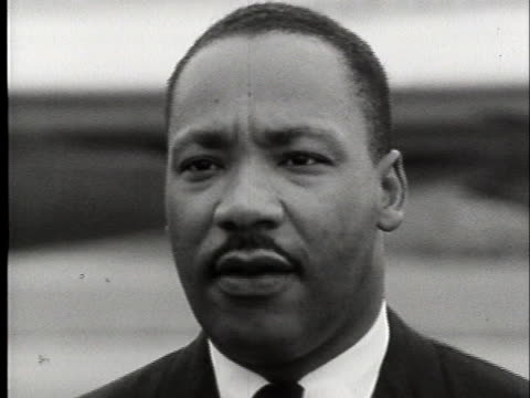 the reverend martin luther king, jr., says the organizations with which he works are not planning any massive demonstrations. - naacp stock videos & royalty-free footage