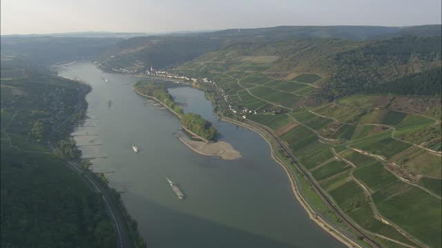 The Rhine Approaching Lorch