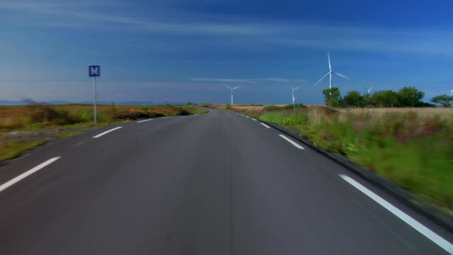 The road to wind energy