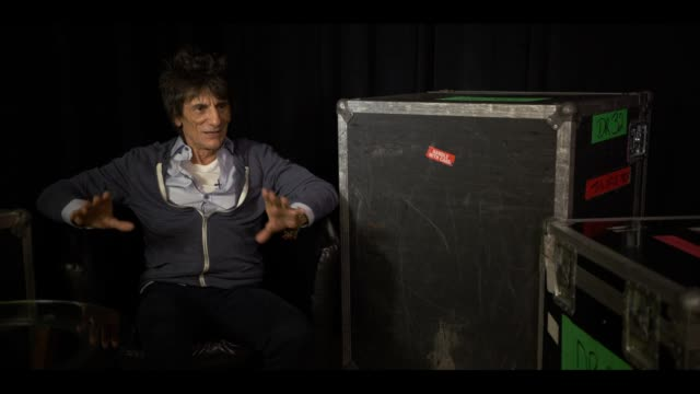 INTERVIEW The Rolling Stones on if they could curate an exhibition on someone who would it be at The Rolling Stones 'Exhibitionism' Interviews on...