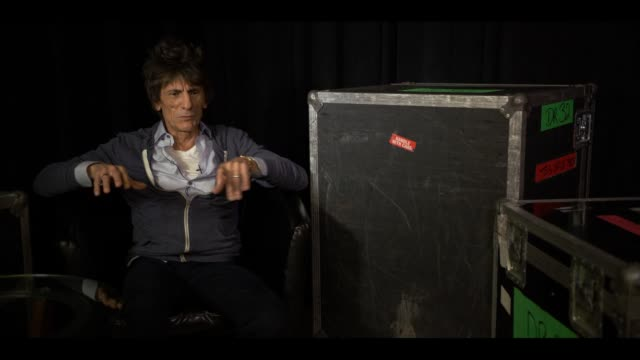 INTERVIEW The Rolling Stones on the band's involvement in bringing the exhibition together at The Rolling Stones 'Exhibitionism' Interviews on July...