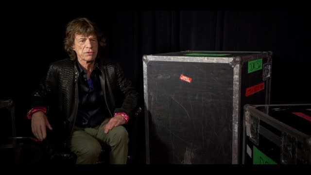 INTERVIEW The Rolling Stones on why an exhibition now at The Rolling Stones 'Exhibitionism' Interviews on July 01 2015 in London England