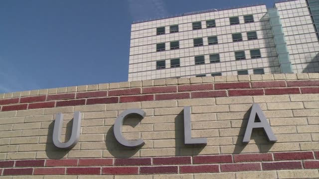vídeos y material grabado en eventos de stock de the ronald reagan ucla health system says at least seven of its patients have been infected with a superbug apparently transmitted to them in the... - antibiotic resistant