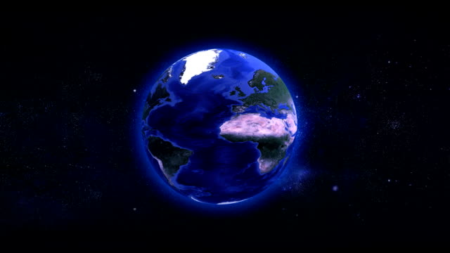 the rotation of earth, global communication - telegraph stock videos & royalty-free footage