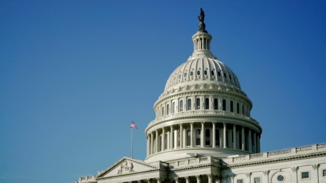The Rotunda of the Capitol building, Washington D.C, USA