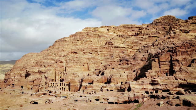 The Royal Tombs of Petra
