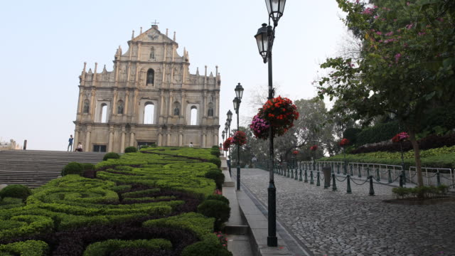 The Ruins of St Paul's refers to the ruins of a 16thcentury complex in Macau including of what was originally St Paul's College and the Church of St...
