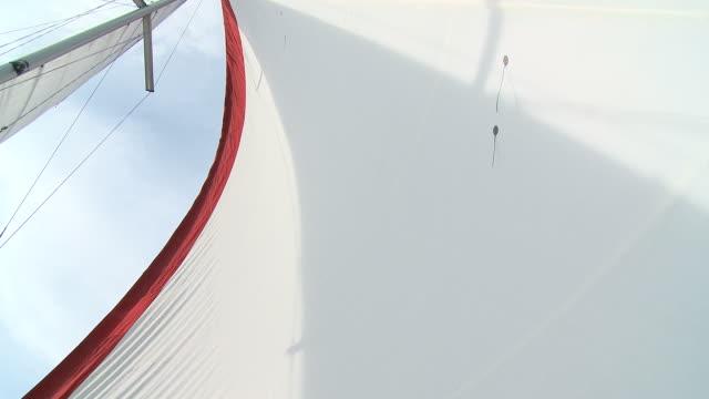 hd :、sail - 大三角帆点の映像素材/bロール