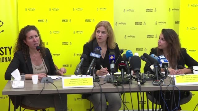 the saudi government is at minimum responsible for an enforced disappearance in the case of missing saudi journalist jamal khashoggi according to... - amnesty international stock videos & royalty-free footage