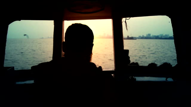 the scene of ferryboat captain control helm - vessel part stock videos & royalty-free footage