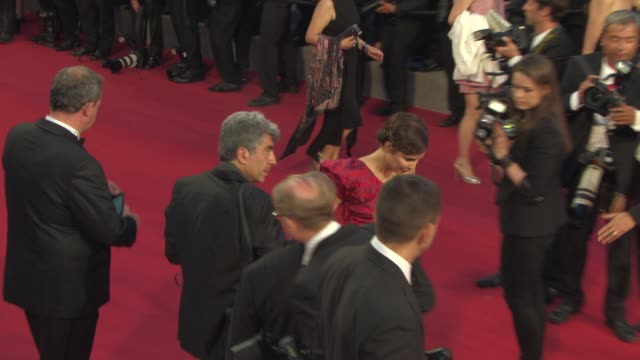 CLEAN 'The Sea of Trees' Red Carpet at Palais des Festivals on May 16 2015 in Cannes France