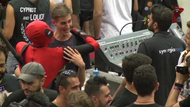 The second Cypriot edition of the Comic Con took place in Nicosia on Saturday attracting geeks and scifi fantasy anime and pop culture aficionados...