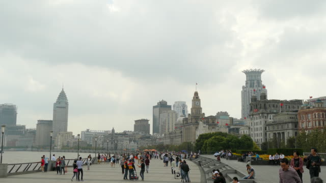 The Shanghai Bund, China