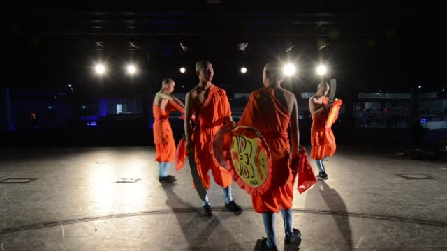 The Shaolin Monks have travelled from their temple in the foothills of the Song Shang mountains in China's Henan province to perform the ultimate...