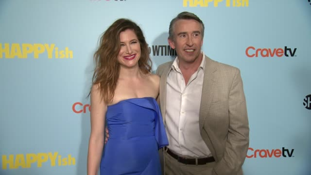clean the showtime premiere of the original comedy series happyish at sunshine cinema on april 20 2015 in new york city - showtime video stock e b–roll