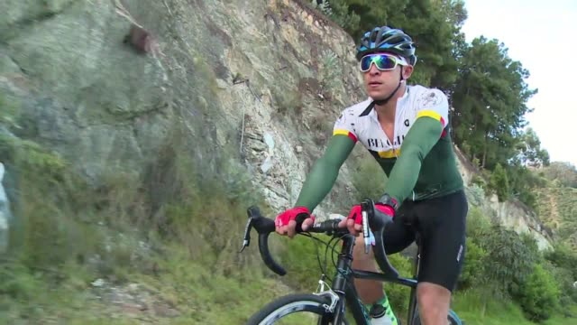 The slogans Good luck little one or Come on Rigo have become mantras in Colombia a country usually split between its passion for cycling and football
