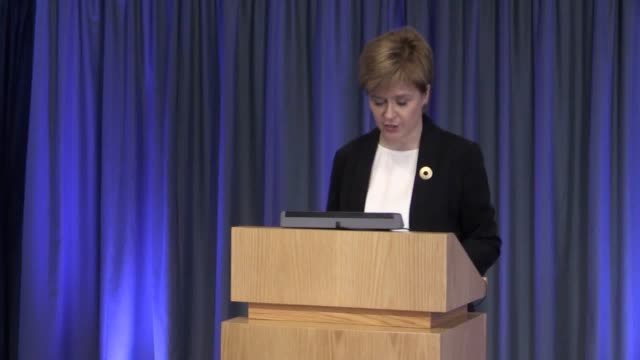 The SNP leader called Manchester a 'great and proud city' that many in Scotland have an 'affinity' with