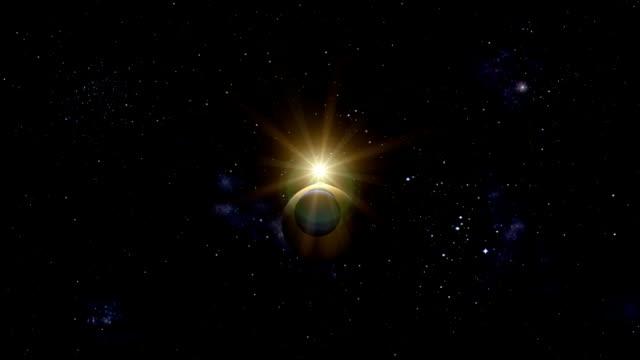 The solar system  desember 2012