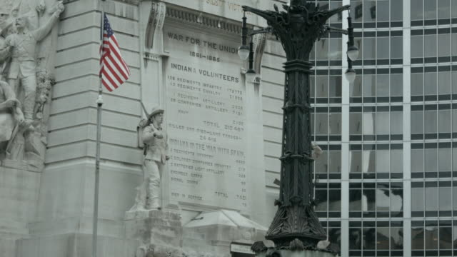 The Soldiers' and Sailors' Monument