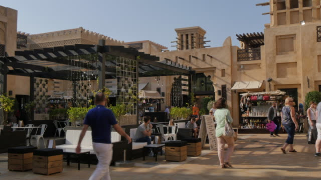 The Souk in Madinat Jumeirah, Dubai, United Arab Emirates, Middle East, Asia