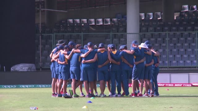 the south african side is intent on trying to salvage some national pride against demoralised sri lanka in their final world twenty20 match on sunday - squadra di cricket video stock e b–roll
