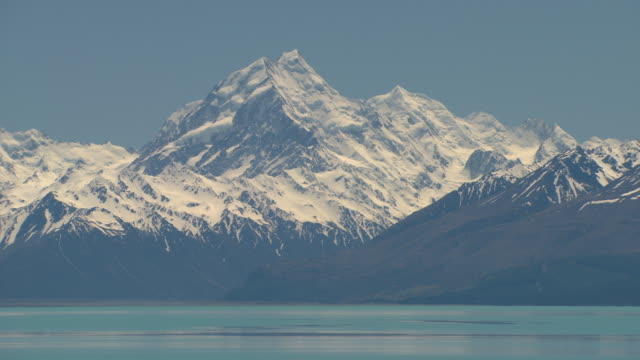 the southern alps - otago region stock videos & royalty-free footage