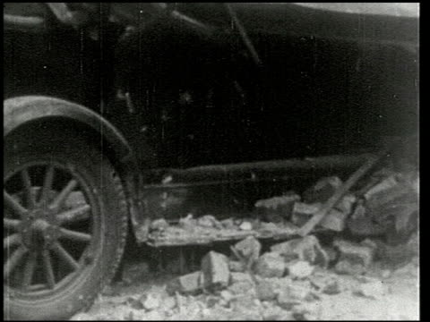 vídeos de stock, filmes e b-roll de the southern california earthquake - 15 of 16 - 1933