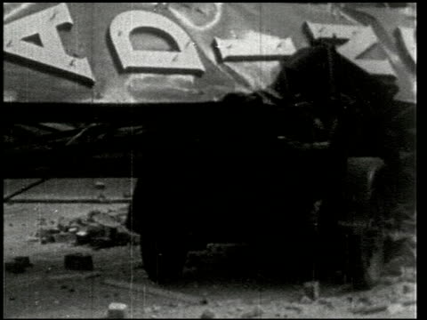 the southern california earthquake - 9 of 16 - 1933 stock-videos und b-roll-filmmaterial