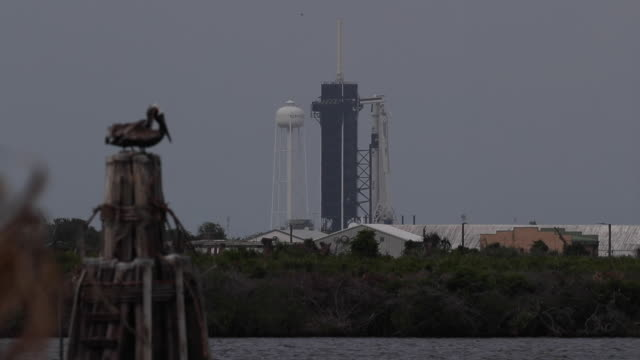 FL: SpaceX And NASA Prepare For Next Launch Attempt On Saturday, After Weather Delays Wednesday Launch