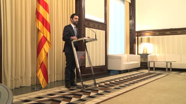 The speaker of the Catalan parliament proposes the region's ousted leader Carles Puigdemont as president of Catalonia following an election in...