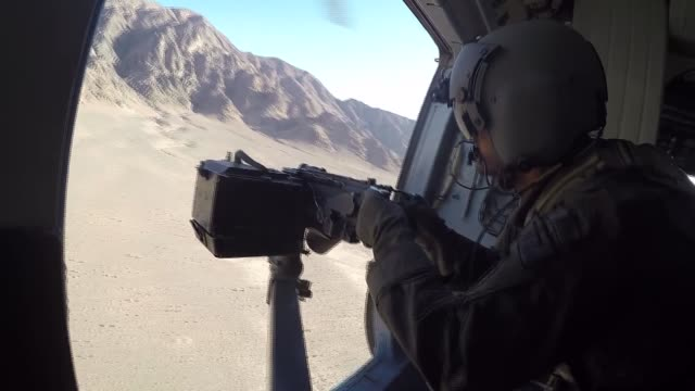 stockvideo's en b-roll-footage met the special mission wing afghanistan's special aviation unit operates from kabul kandahar and mazare sharif the unit provides expeditionary reach for... - kandahar afghanistan