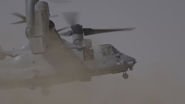 vídeos de stock e filmes b-roll de the special purpose magtf crisis response central command is the quick reaction force for the us central command area of operations at a moments... - fuzileiro naval