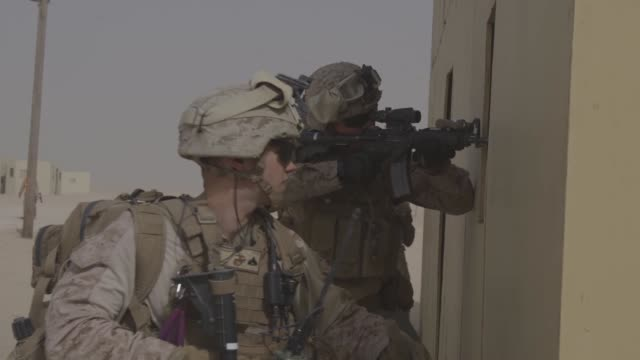 The Special Purpose MAGTF Crisis Response Central Command is the quick reaction force for the US Central Command area of operations At a moments...