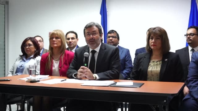 The spokesman for an anti corruption and anti impunity mission in Honduras Juan Jimenez accused the governement of reforming a law to protect corrupt...