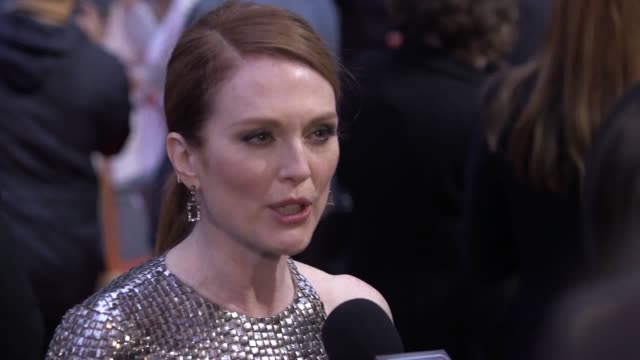 The Golden Circle World take to the orange carpet in Leicester Square London featuring interviews with Colin Firth Julianne Moore Taron Egerton and...