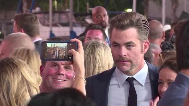 The stars of Star Trek Beyond walk the red carpet in San Diego for the films world premiere during Comic Con the annual gathering dedicated to the...