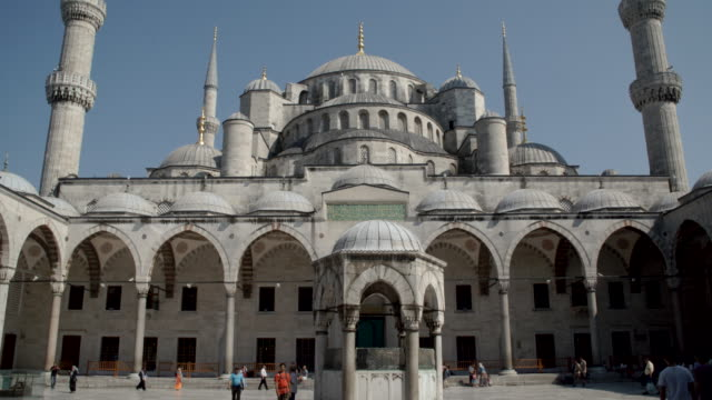 The Sultan Ahmed Mosque / Istanbul, Turkey
