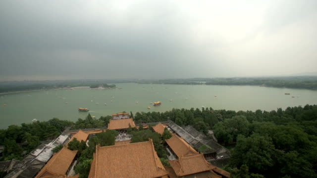 The Summer Palace in summer