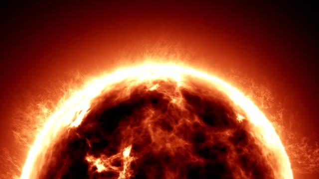 vídeos y material grabado en eventos de stock de el sol - mancha solar