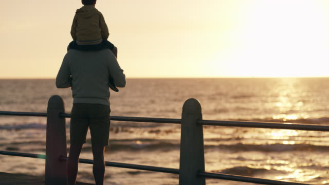 the sunset is the most beautiful view - genderblend stock videos & royalty-free footage