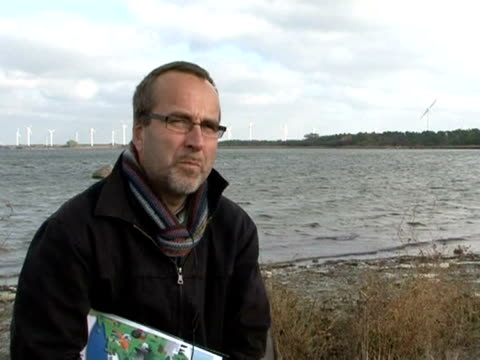 the swedish island of gotland in the middle of the baltic is aiming to rid itself of fossil fuel within the next 15 years using only sustainable... - years stock videos and b-roll footage