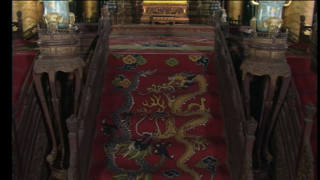 The Throne And The Hall Of Supreme Harmony
