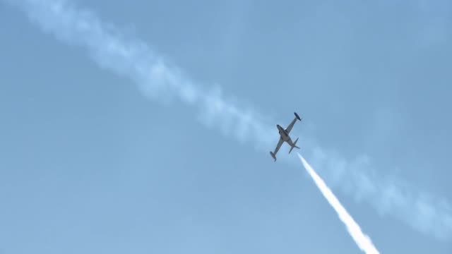 The Thunderbirds and other aerial performers entertain spectators at the 2014 Warriors Over the Wasatch Open House and Air Show at Hill AFB Utah