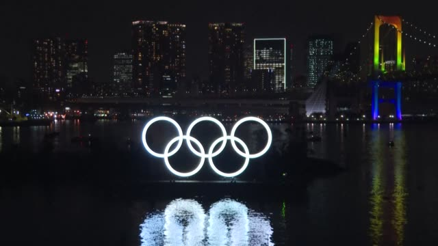 the tokyo 2020 olympics postponed over the coronavirus pandemic will open on july 23 organisers said monday, confirming the new date for the first... - 2020 stock videos & royalty-free footage