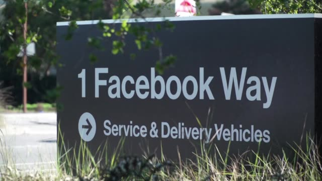 stockvideo's en b-roll-footage met the top legal officer in the us capital city is suing facebook over privacy violations related to personal data leaked to the cambridge analytica... - clean