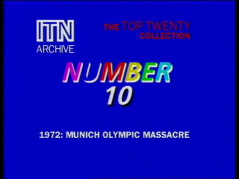 planes bomb village of gin loc kim fuc naked and burnt running from village massacre 7972 police and negotiators around flats in olympic village... - munich massacre stock videos & royalty-free footage