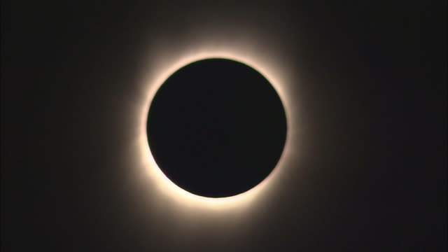 The total solar eclipse/ India