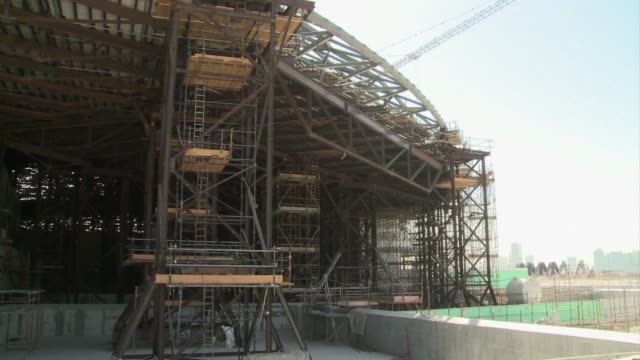 The Tourism Development and Investment Company in Abu Dhabi master developer of the Louvre announced the full installation of the Louvre Abu Dhabi...